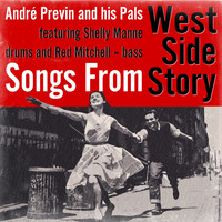André Previn - Songs From West Side Story