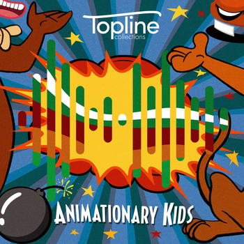 Dave Cooke - Topline Collections: Animationary Kids