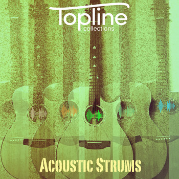 Dave Cooke - Topline Collections: Acoustic Strums