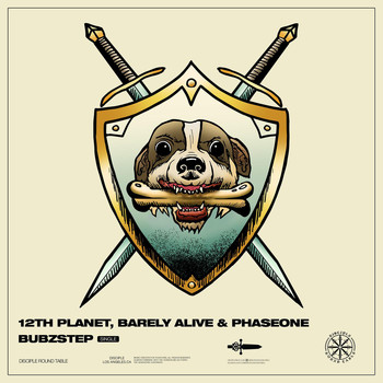 12th Planet & Barely Alive & PhaseOne - Bubzstep