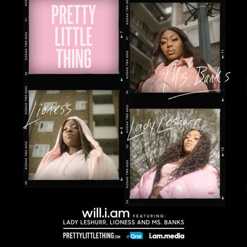 Will.I.Am - Pretty Little Thing
