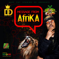 Don Dada feat. Reggae Powerhouse Band - Message From AfriKa