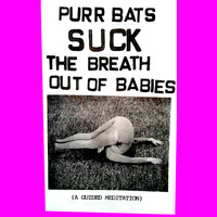 Purr Bats - Suck the Breath out of Babies (A Guided Meditation)