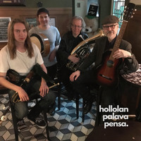 Hollolan palava pensa featuring Samuli Karjalainen and Heikki Kylkisalo - The Swans of Galway