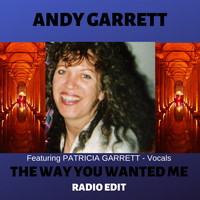 Andy Garrett - The Way You Wanted Me (Radio Edit)