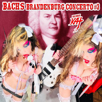 The Great Kat - Bach's Brandenburg Concerto #3 (Explicit)