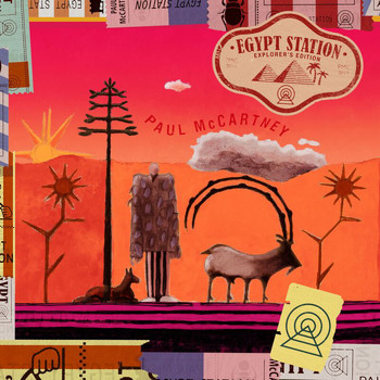 Paul McCartney - Egypt Station (Explorer's Edition)
