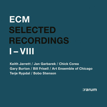 Various Artists - Selected Recordings I - VIII