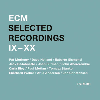 Various Artists - Selected Recordings IX - XX