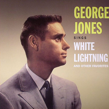 George Jones - White Lightning and Other Favorites