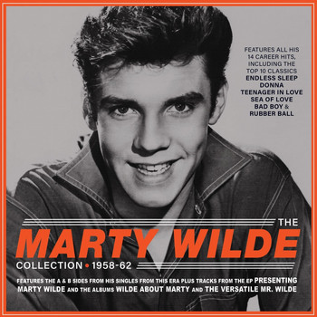 Marty Wilde - Collection 1958-62