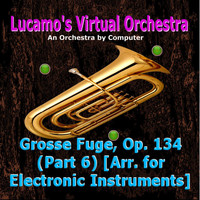 Luis Carlos Molina Acevedo - Grosse Fuge, Op. 134 (Part 6) [Arr. for Electronic Instruments]
