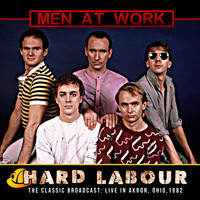 Men At Work - Hard Labour (Live 1982)