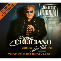 Jose Feliciano - Happy Birthday, Les Paul! (Live @ The Iridium)