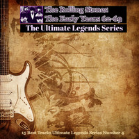 The Rolling Stones - The Rolling Stones / The Ultimate Legends Series (15 Best Tracks Ultimate Legends Series Number 4)