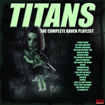 Various Artists - Titans - The Complete Raven Playlist