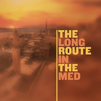 Stefano Saletti - The long route in the med