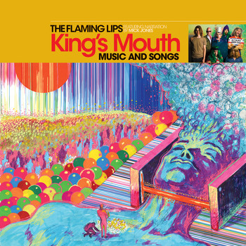 The Flaming Lips - Giant Baby (feat. Mick Jones)