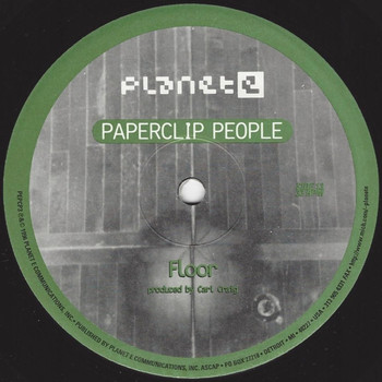 Paperclip People - Floor