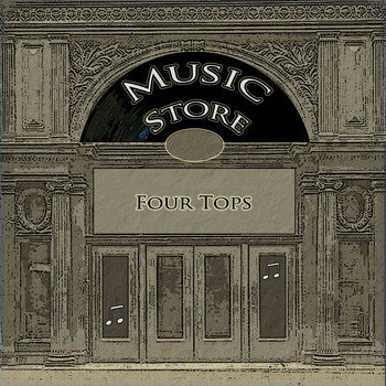 Four Tops - Music Store