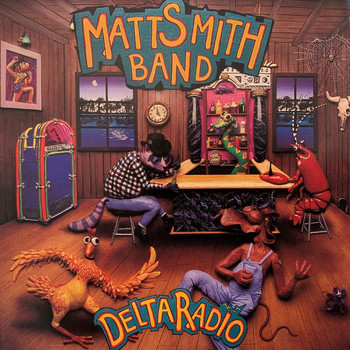 The Matt Smith Band - Delta Radio (Explicit)