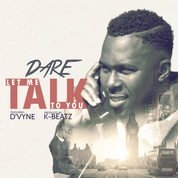 Dare - Let Me Talk to You (feat. D'vyne)