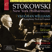 New York Philharmonic - Vaughan Williams: Symphony No.6 - Mozart: Symphony No.35 - Tchaikovsky, Scott and Weinberger