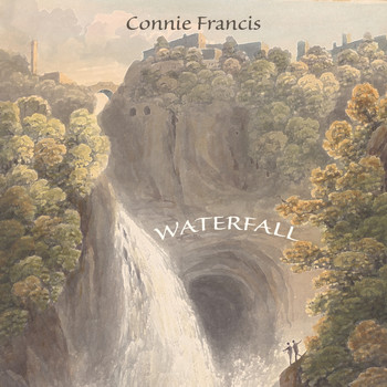 Connie Francis The Twelve Days Of Christmas.Waterfall
