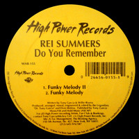 Rei Summers - Do You Remember / Alone in the Night