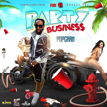 Popcaan - Party Business (Explicit)