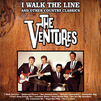 The Ventures - I Walk The Line and Other Country Classics