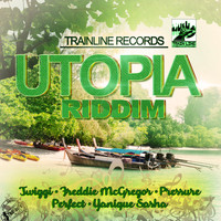 Various Artists - Utopia Riddim - EP