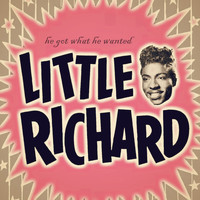Little Richard - He Got What He Wanted