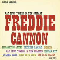 Freddy Cannon - Way Down Yonder in New Orleans