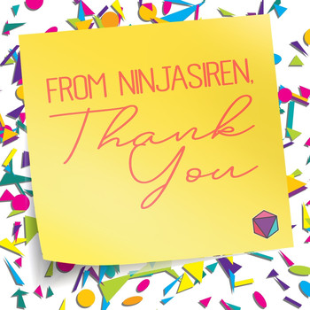 NinjaSiren - Thank You