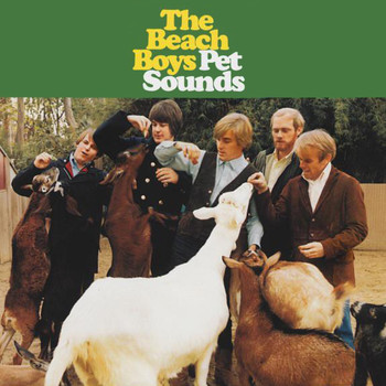 The Beach Boys - Pet Sounds Studio
