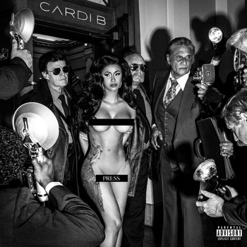 Cardi B - Press (Explicit)