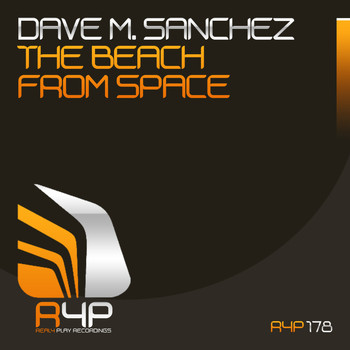 Dave M.Sanchez - The Beach from Space