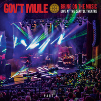 Gov't Mule - The Man I Want To Be (Live)
