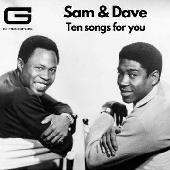 Sam & Dave - Ten songs for you