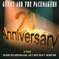 Gerry And The Pacemakers - 20 Year Anniversary Album - 1982