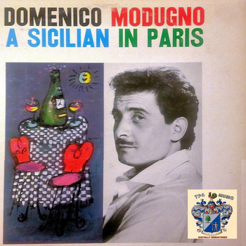 Domenico Modugno - A Sicilian in Paris