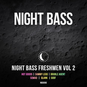 Various Artists / - Night Bass Freshmen Vol 2
