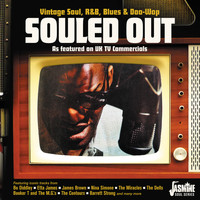 Various Artists / - Souled Out: Vintage Soul, R&B, Blues & Doo Wop (As Featured on UK TV Commercials)