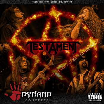 Testament - Live At Dynamo Open Air 1997 (Explicit)