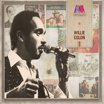 Willie Colón - Anthology