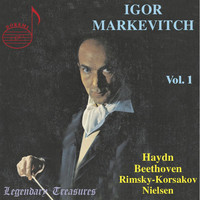 Igor Markevich - Igor Markevitch, Vol. 1: Scheherazade and Symphonies by Beethoven, Haydn & Nielsen