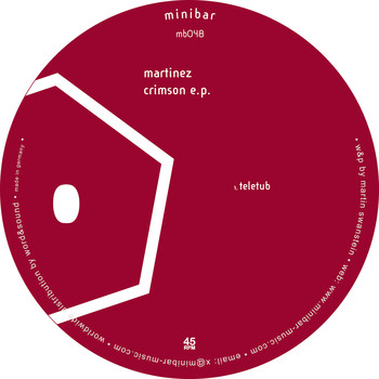 Martinez - Crimson e.p.