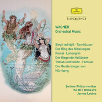 James Levine - Wagner: Orchestral Music