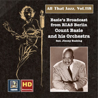 Count Basie Orchestra / Count Basie - All that Jazz, Vol. 118: Basie's Broadcast from Berlin (2019 Remaster)